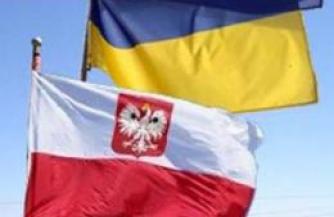 Польская удавка на вышиванке Ющенко