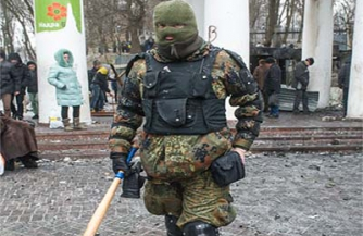 По Украине гуляют расстрельные списки