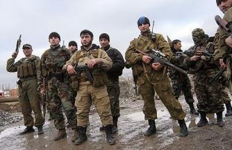 Горцы против укропианцев