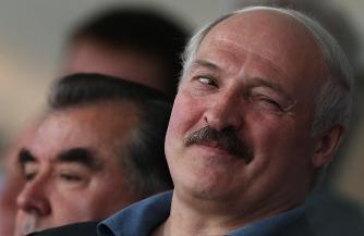 Лукашенко балуется литвинством