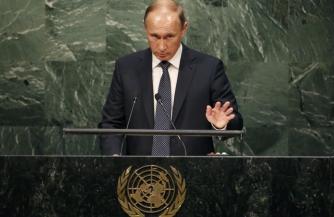 Зачем Путину Сирия?