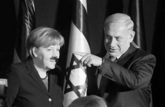 Секретная миссия фрау Меркель