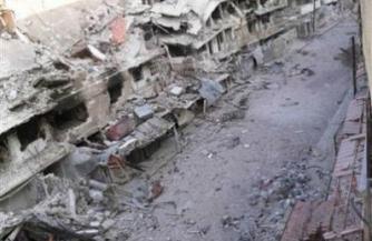 Хроника боев в Сирии